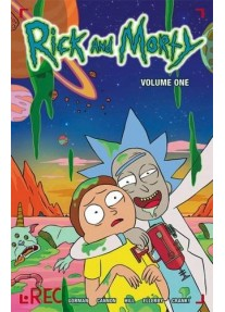 Комикс Rick and Morty Volume 1 Paperback