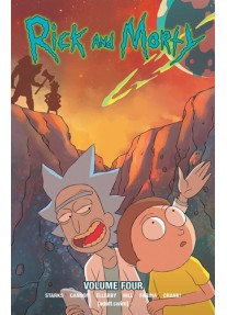 Комикс Rick and Morty Vol. 4 Paperback