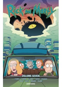 Комикс Rick and Morty Vol. 7 Paperback
