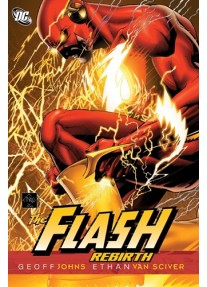 Комикс Flash Rebirth TP (Flash (DC Comics Unnumbered)) Paperback – 10 May 2011