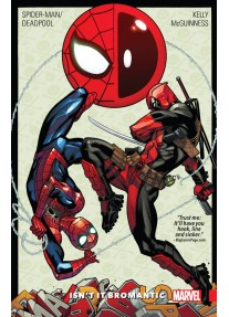 Комикс Spider-Man/Deadpool: Isn't It Bromantic TPB Paperback Graphic Novel