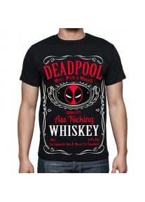 Тениска на Deadpool - WHISKEY