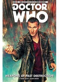 Doctor Who: The Ninth Doctor Vol. 1 (Dr Who Graphic Novel)