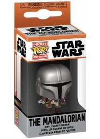 Ключодържател Funko Pop!The Mandalorian - Mandalorian