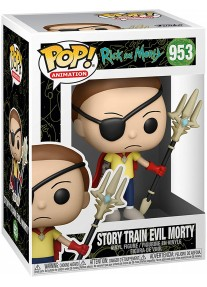 Фигура Funko Pop! Animation: Rick & Morty - Evil Morty