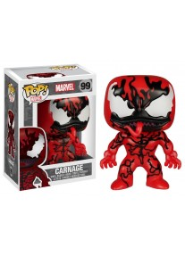 Carnage (Marvel) Funko Pop! Bobble-Head Vinyl Figure