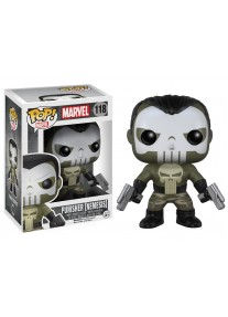 Nemesis Punisher (Marvel) Funko Pop! Bobble-Head Vinyl Figure