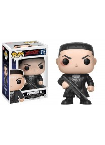 FUNKO POP фигурка Bobble Daredevil Punisher