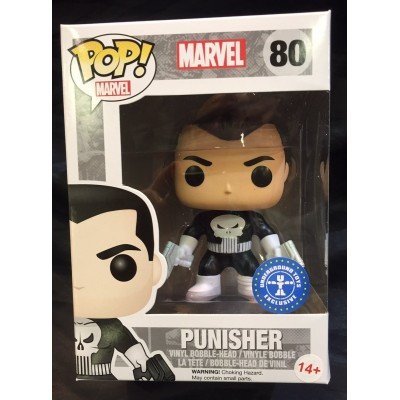The Punisher (Marvel) Funko Pop! Vinyl Figure