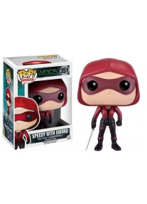 Funko - DC Arrow Speedy With Sword Pop Vinyl Figure