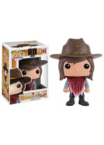 Funko Pop! Television: The Walking Dead - Carl Grimes Action Figure