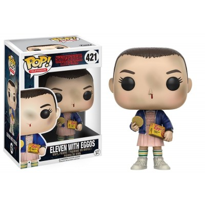 Фигурка Funko Pop! TV: Stranger Things - Eleven with Eggos Vinyl
