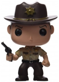 Funko POP The Walking Dead: Rick Grimes