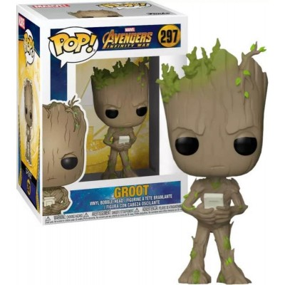 Фигура Funko Pop! Marvel: Infinity War - Groot 297