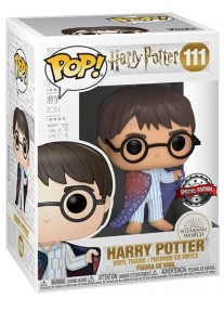 Фигура Funko Pop! Harry Potter - Harry in Invisibility Cloak (Special Edition), #111