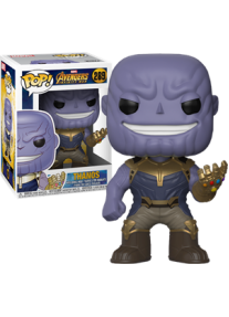 Funko POP Marvel Avengers Infinity War Thanos Figure - #289
