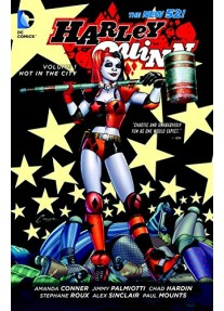Harley Quinn Volume 1: Hot in the City TP
