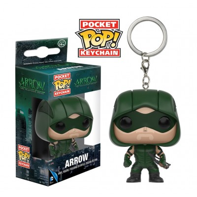 Ключодържател Pocket Pop! Keychain - Funko THE GREEN ARROW