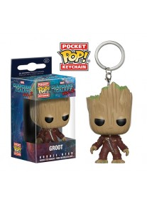 Funko Pocket POP Keychain Guardians Of The Galaxy 2 - GROOT