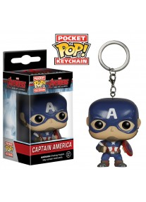 Funko Pocket POP Keychain на CAPTAIN AMERICA