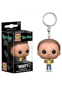 Funko Pocket POP Keychain Rick and Morty - MORTY