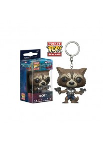 Funko Pocket POP Keychain Guardians Of The Galaxy 2 - ROCKET