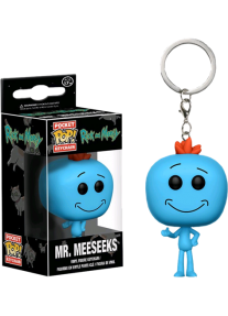 Funko Pocket POP Keychain Mr.Meeseeks - Rick and Morty