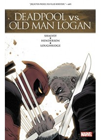 Комикс Deadpool Vs. Old Man Logan Paperback – 24 Apr 2018
