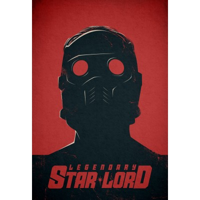 Постер за стена на STAR LORD - LEGENDARY