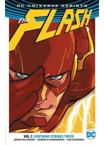 Комикс Flash TP Vol 1 (Rebirth)