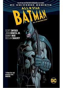 Комикс All Star Batman HC Vol 1 My Own Worst Enemy (Rebirth)) Hardcover