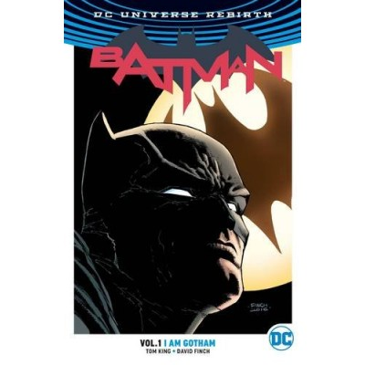 Комикс Batman TP Vol 1 I Am Gotham