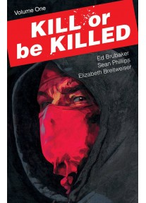 Комикс Kill or Be Killed Volume 1 Paperback