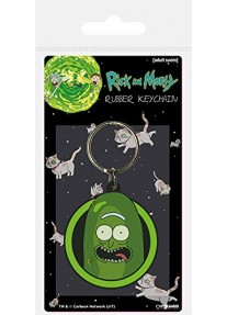 Ключодържател Rick and Morty - Pickle Rick