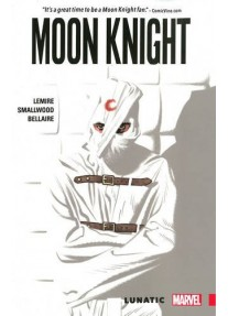 Комикс Moon Knight Vol. 1: Lunatic (Mockingbird) Paperback