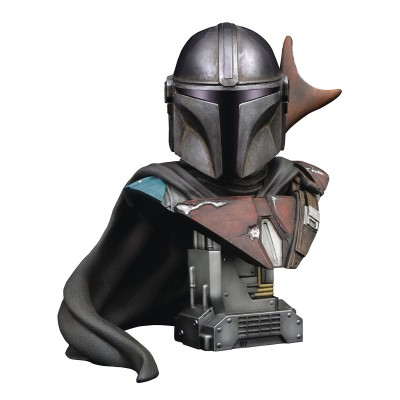 Статуетка Star Wars Legends in 3D Mandalorian 1:2 Scale Bust