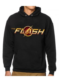 Анорак на The Flash - logo