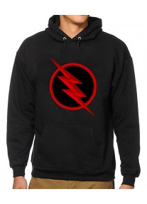 Анорак на The Flash -  RED logo