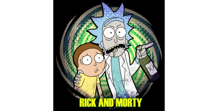 MYSTERY BOX RICK AND MORTY