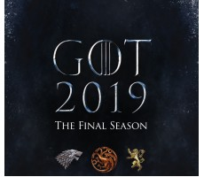 GAME OF THRONES 14.04.2019