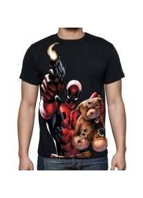 Тениска на Deadpool - bear
