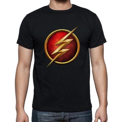 Тениска на The Flash - logo
