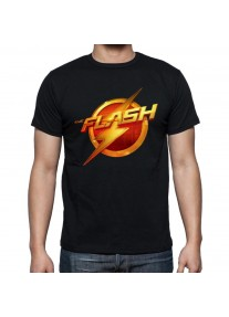 Тениска на The Flash - TV logo