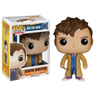 Funko фигурка на Doctor Who: Tenth Doctor
