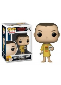 Фигурка Funko POP Vinyl: Stranger Things: Eleven in Burger Tee