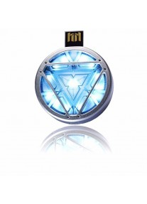 Флаш памет - Iron MAN 3 ARC REACTOR LED