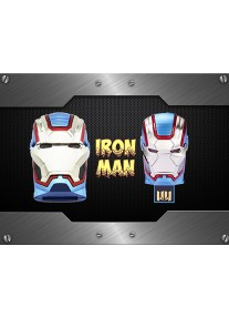 Флаш памет - IRON MAN ( head ) - модел 2