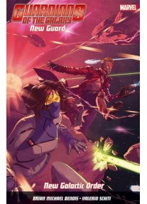 Guardians of the Galaxy: New Guard Vol. 2: New Galactic Order