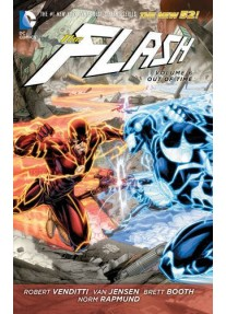 Flash TP Vol 6 Out Of Time