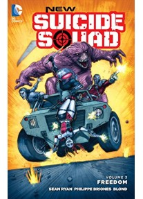 New Suicide Squad TP Volume 3
